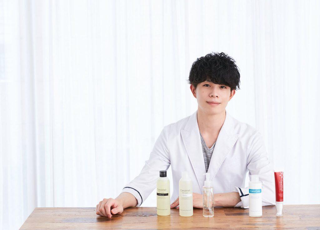 SNSで話題「かずのすけ」って何者? 美容化学者誕生のきっかけなど秘話に迫る!