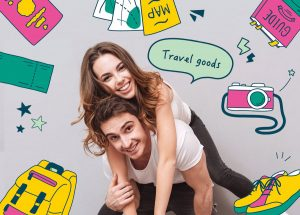 カップルで旅行!おすすめの「男女別の持ち物」と「気をつけたいポイント7つ」