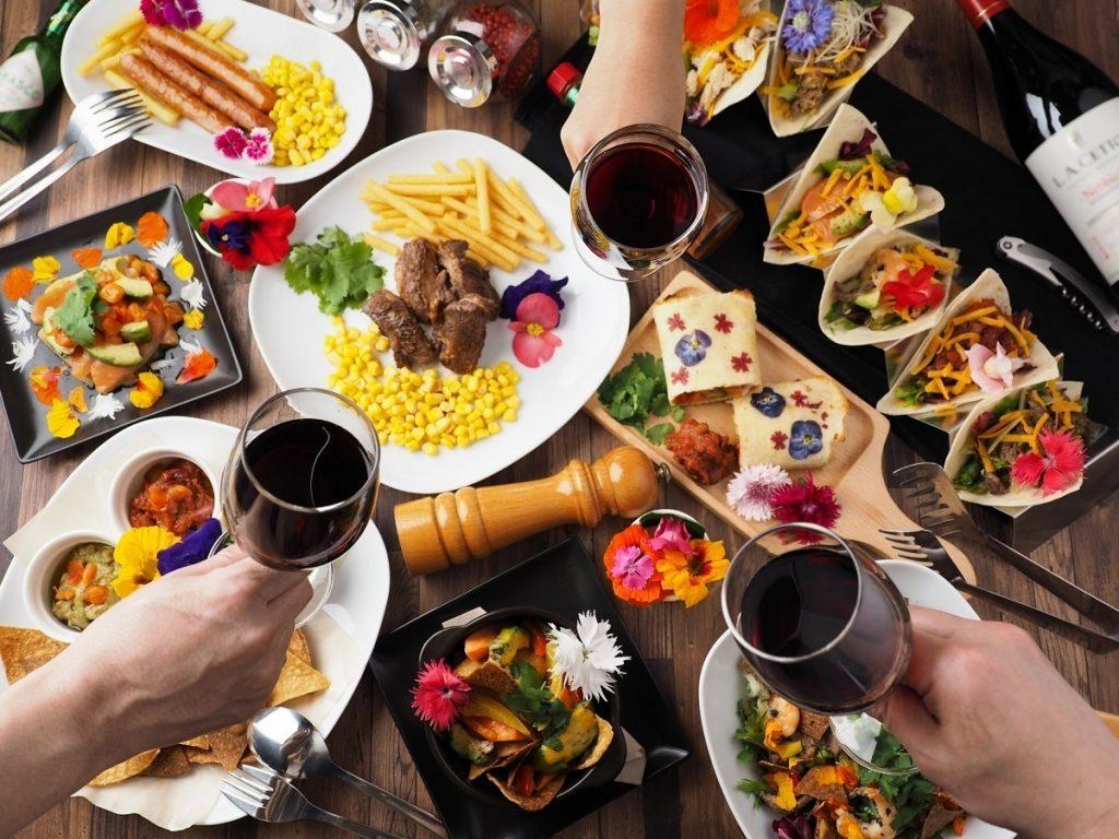 コミュニケーションと料理には、お酒が欠かせないと思います。