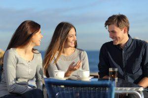 良縁を引き寄せる!「話しかけやすい第一印象を作る」コツ 7つ