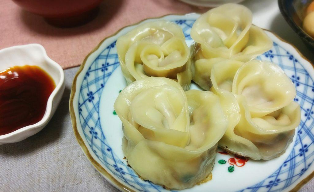 薔薇餃子レシピ 例