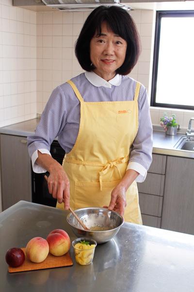 料理研究家の金子美佐子さん