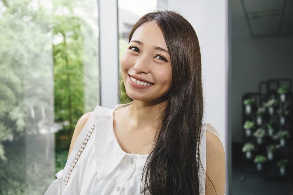 女優「黒澤ゆりか」#1 理想のタイプは○○な人!結婚観を聞いてみた♡