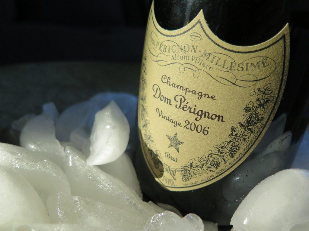 シャンパンたしなみ術