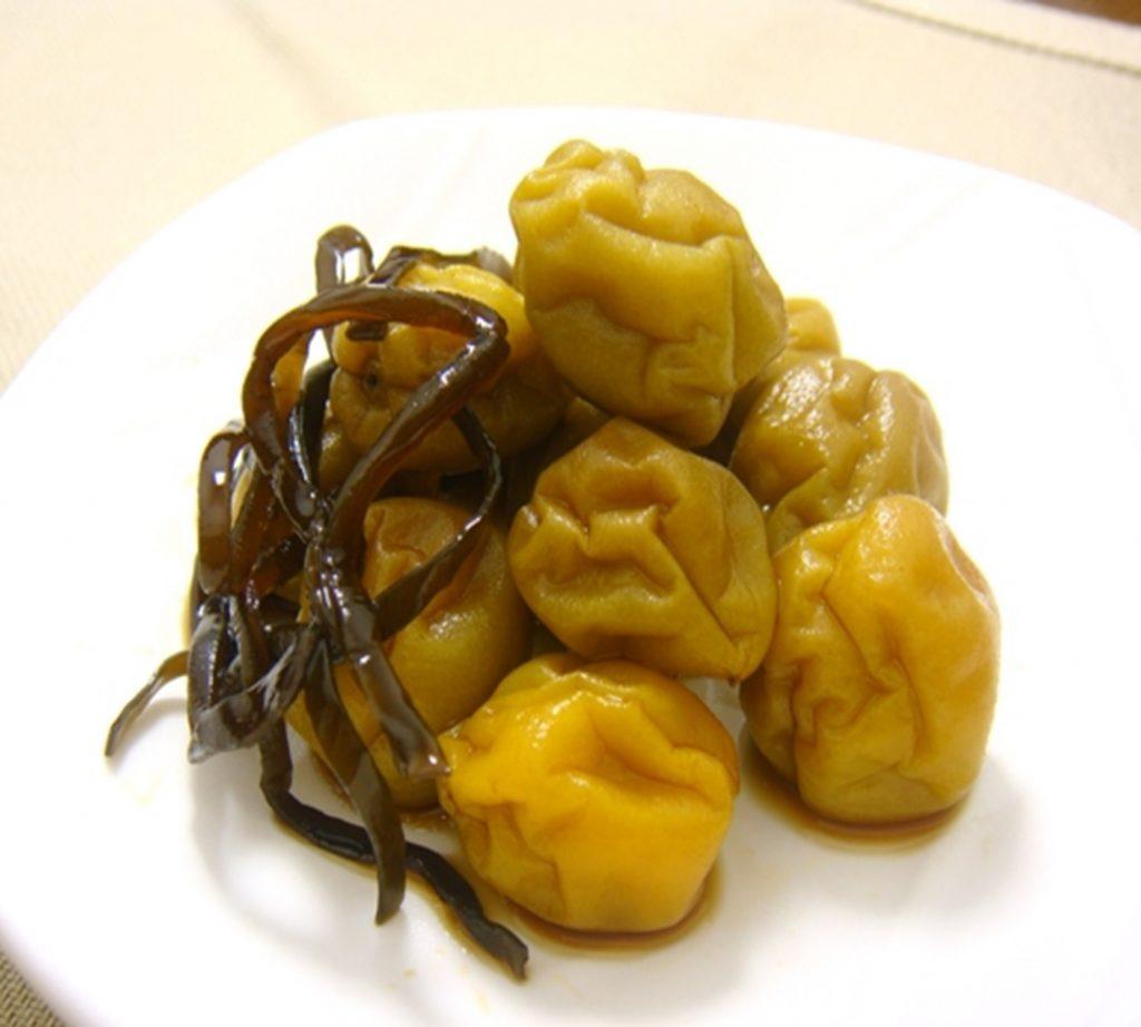 山梨ご当地常備菜「青梅の塩こんぶ漬け」レシピで、夏を乗り切ろう♪