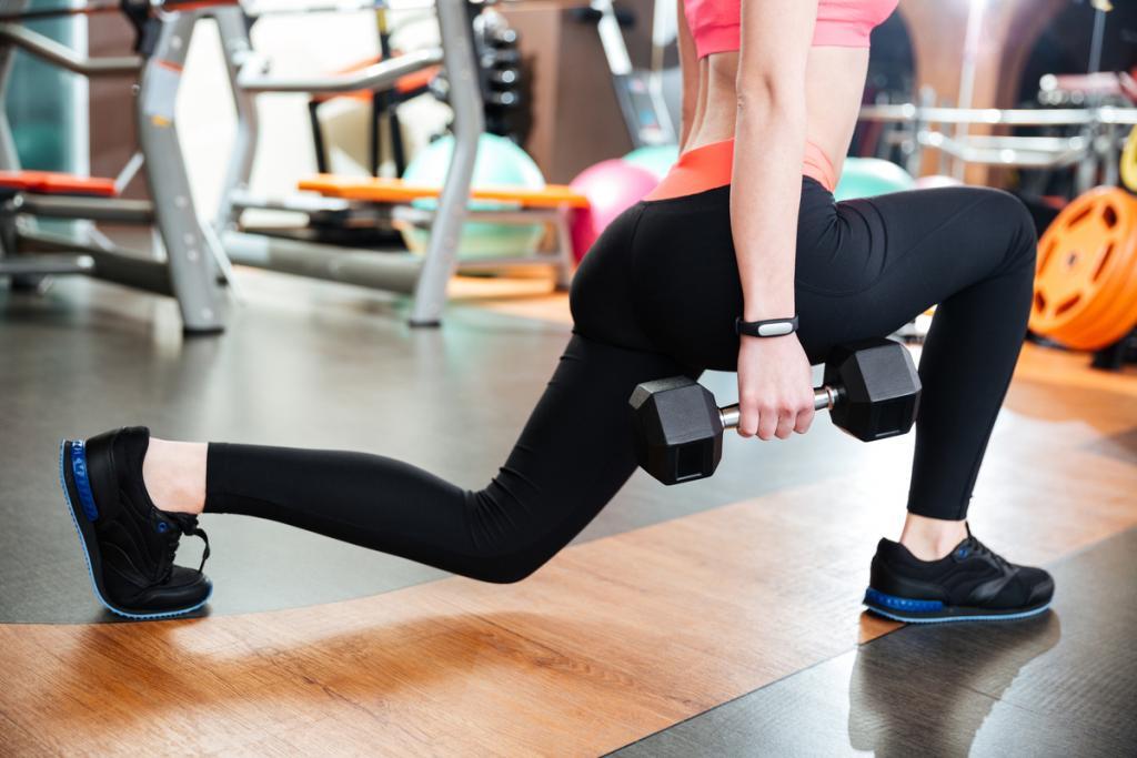 ハムストリングスを鍛える筋肉トレーニング2