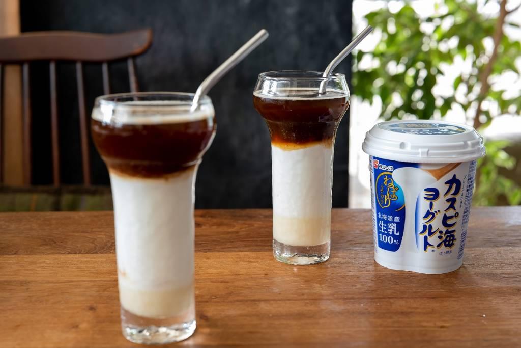 世界のアレンジコーヒーレシピ アレンジコーヒーレシピ:ベトナム「ヨーグルトコーヒー」