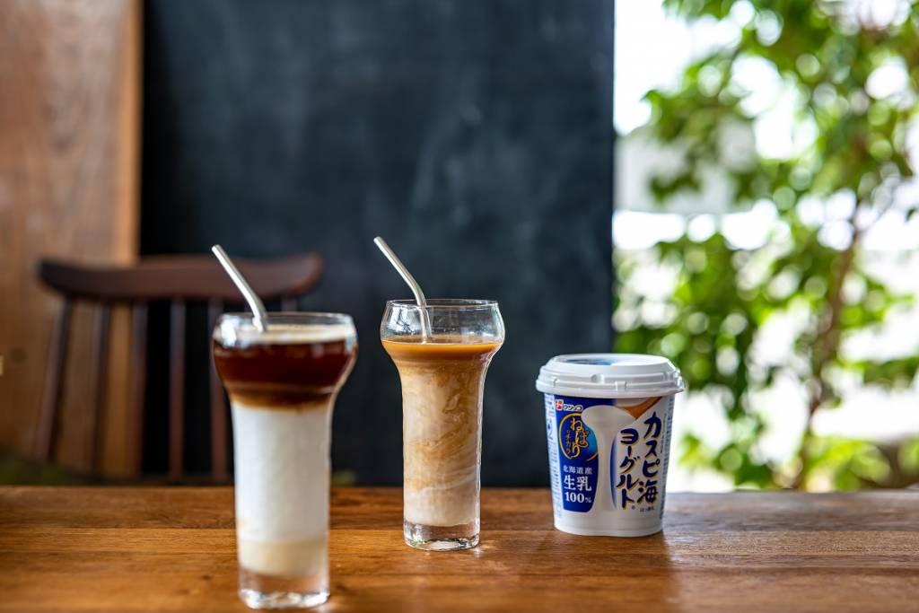 ヨーグルトコーヒーがいま話題!世界のアレンジコーヒーレシピ5選