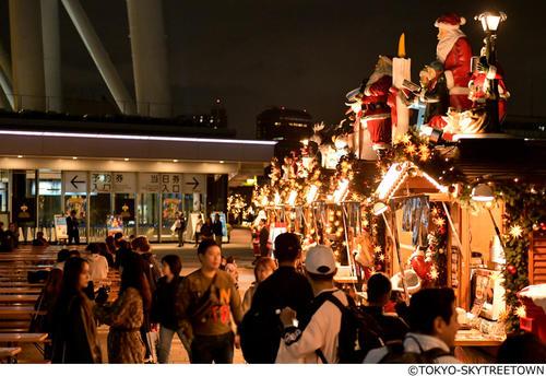 東京スカイツリータウン(R)ドリームクリスマス2019
