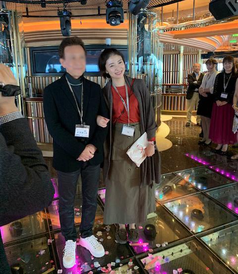 婚活体験談 女性 DNA×豪華客船 カップル成立