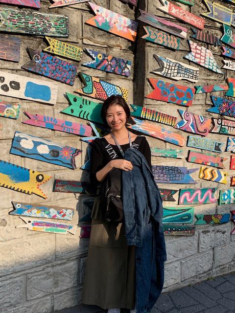 婚活体験談 女性 DNA×豪華客船 釜山で観光中のいるかさん