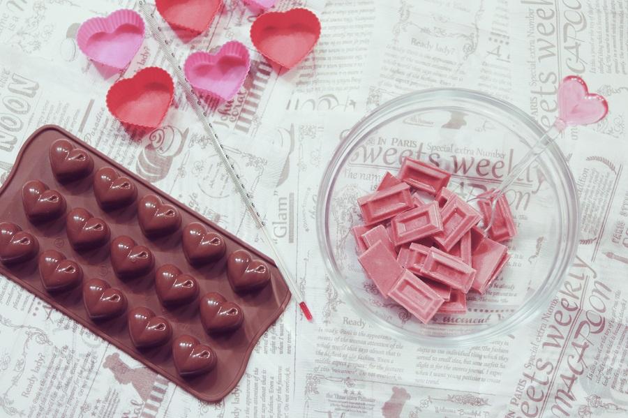 バレンタインのコツ 本命チョコを用意する