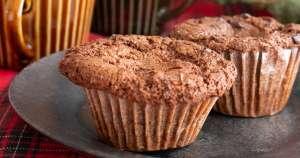 チョコレートの効能とレシピ(マフィン、ナットトリュフ)