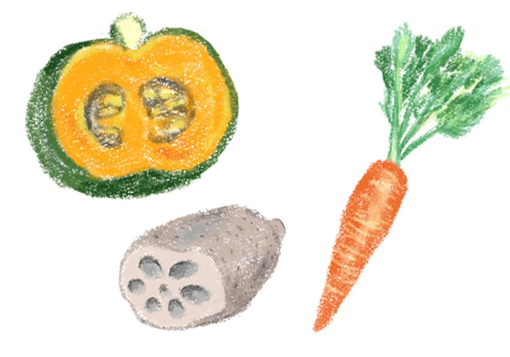 冷え性に良い野菜
