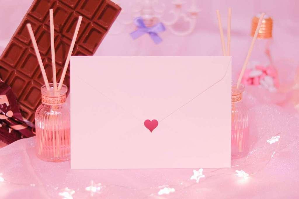 CHECK7:チョコの渡すときの言葉は?メッセージカードは?
