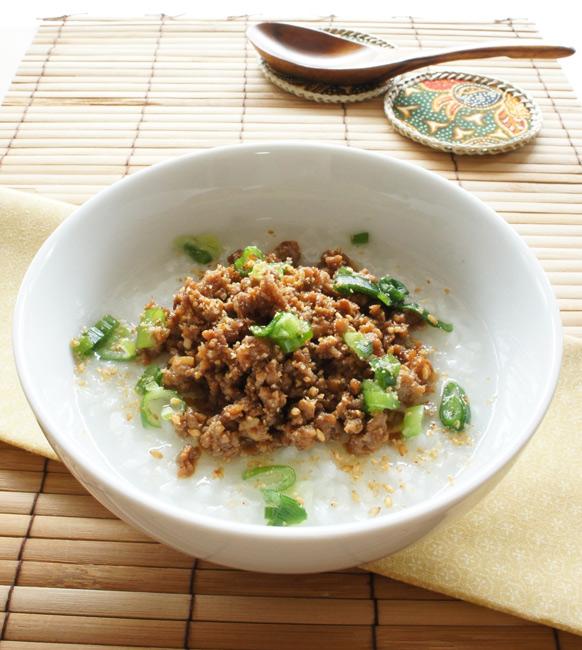 美的粥レシピ:冷え改善の美的粥
